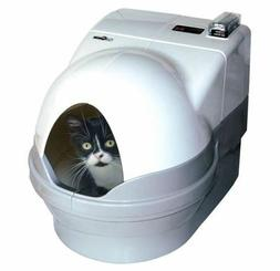 Cat Litter Trays Self Cleaning Box Cover Up Kitty Dome Priva
