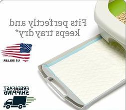 Dr. Dunley Cat Pads, Refills for Breeze Litter Box System, L