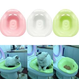 Cat Toilet Training Kit Cleaning System Pets Kitten Potty Ur