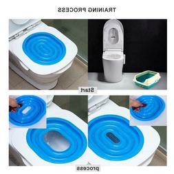 CAT Toilet Training Kit Kitten Plastic Mat Pet Supplies QB B