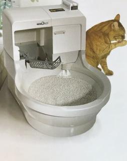 CatGenie 120 Self-Flushing Self Washing Cat Litter Box