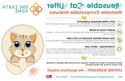 CatGenie / Tidy Cats Breeze Washable Reusable Litter Septic