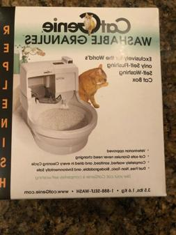 CatGenie Washable Granules Case 3.5 Pounds