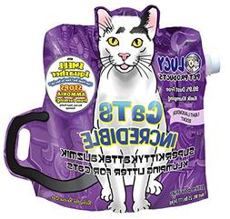 Cats Incredible with Smell Squasher Technology Lavender 25 l