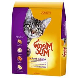 Meow Mix Original Choice Dry Cat Food 16-lb bag