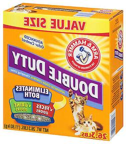 church and dwight company cat litter double