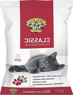 Precious Cat Classic Premium Clumping Cat Litter