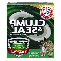 Arm & Hammer Clump & Seal Litter with Micro Guard, 28 Lbs...