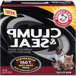 Arm & Hammer Clump & Seal Multi-Cat Complete Odor Sealing Li