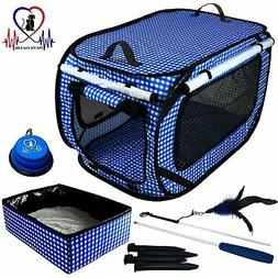 Pet Fit For Life Extra Large  Collapsible/Portable Cat Cage/