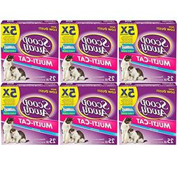 Scoop Away Complete Performance, Scented Multi-Cat Litter, 2