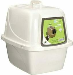 Van Ness Covered Cat Litter Box Easy to Clean , Large