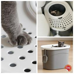 covered cat litter box enclosed extra large