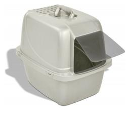 cp6 enclosed cat pan litter