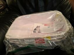 Disposable Litter Pans - 17 in. x 12 in. - 3 pk.