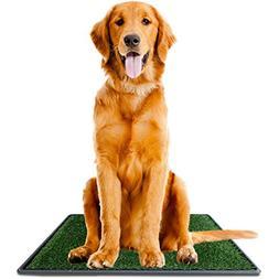Ideas In Life Dog Potty Grass Pee Pad – Artificial Pet Gra