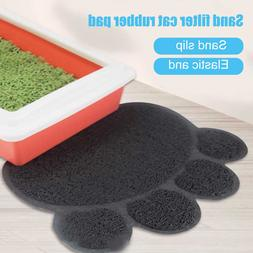 Dogs Cats <font><b>Litter</b></font> Mats Pads Elastic Fiber