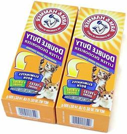 Arm & Hammer Double Duty Cat Litter Deodorizer, 30 oz-