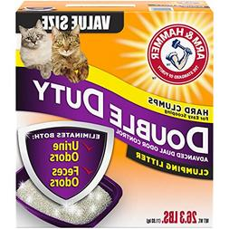 Arm & Hammer Double Duty Litter, 26.3 Lbs