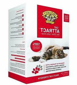 Precious Cat Dr. Elsey's CAT ATTRACT LITTER Hard Clumping Od