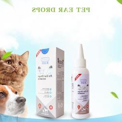 Ear Cleaner Solution For Dog <font><b>Cat</b></font> Antibac