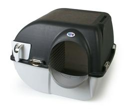 Easy Self  Automatic Cat Litter Box Pet Toilet Kitty Pull Sc