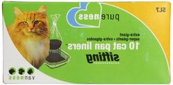 Van Ness Extra Giant Sifting Cat Pan Liners, 10 Count