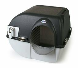 Omega Paw EL-RA15-1 Elite Roll 'n Clean Litter Box, Regular,