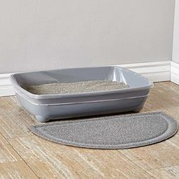 "So Phresh Elastic Cat Litter Box Jumbo Liners 19"" L x 36"" W,"