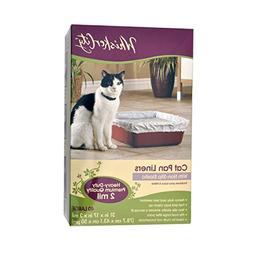 Whisker City Large Size Elastic Cat Pan Liner