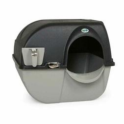 Omega Paw Elite Self Cleaning Roll 'n Clean Litter Box Large