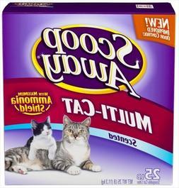 Everclean 261254 Scoop Away Multicat Compl 25