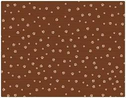Ex Litter Mats Large Cat Box With Paw Imprint Design, 28-Inc