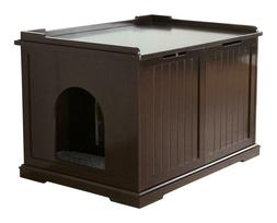 Extra Large Pet House Cat LItter Box Cover Litterbox Enclosu