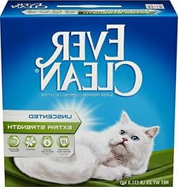 Ever Clean Extra Strength, Clumping Cat Litter, Unscented, 2