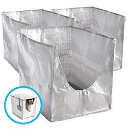 Modkat Flip Litter Box Liner Refills, 3-Pack