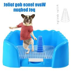 <font><b>40</b></font># Pet Portable Fenced Toilet Tray Grid