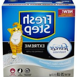 Fresh Step Extreme Clumping Cat Litter