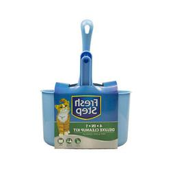 Fresh Step Deluxe Cleanup Kit-Scooper, Dust Pan, Broom & Cad