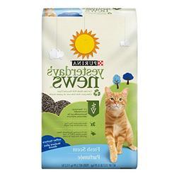 Purina Yesterday's News Fresh Scent Cat Litter - 13.2 lb. Ba