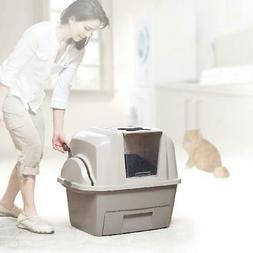 Hagen CatIt SmartSift Litter Box Tan w/Bio Liner