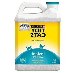 instant action clumping litter