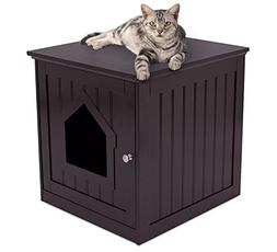 Internet's Best Decorative Cat House & Side Table | Cat Home