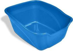 Jumbo Size Cat Litter Box For Large Cats Odor And Stain Resi