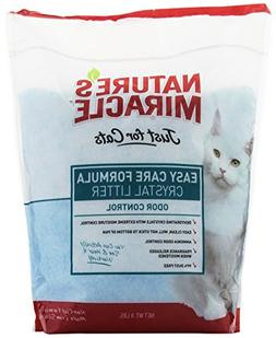 Nature's Miracle Just for Cats Easy Care Crystal Litter, 8-P