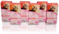 Alfapet Kitty Cat Elastic Cat Pan Disposable Liners, 10 Coun
