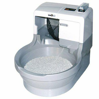 120 self washing flushing