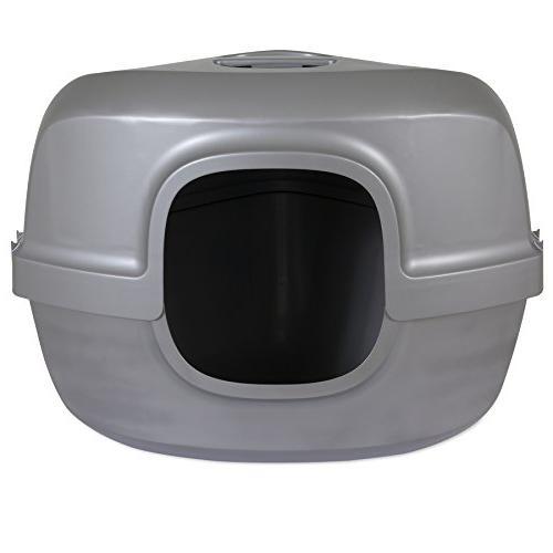 Petmate 42102 Hooded Litter