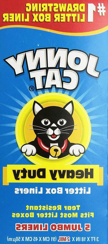 Jonny Cat 5 HEAVY DUTY JUMBO Tear MOST