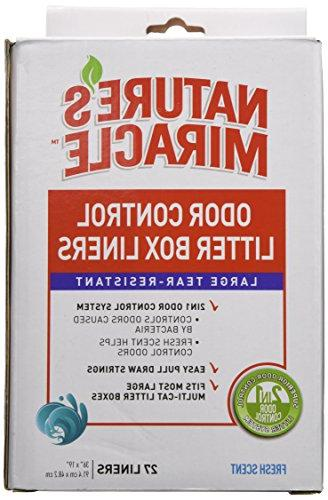 UPG - COMPANION ANIMAL - LITTER PAN LINERS LARGE 27CT